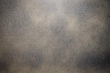 grunge cardboard texture and dark background