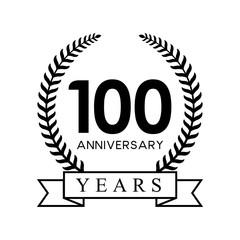 100th anniversary years