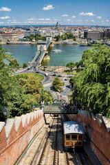 Budapest, Standseilbahn