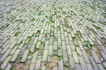Brick field - Forbidden City, Beijing, China