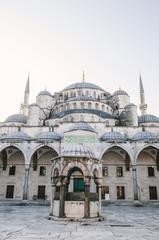 Blue Mosque, Istanbul Turkey.