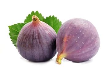 Fresh figs fruits.