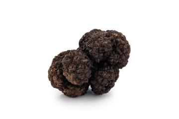 Black truffles.