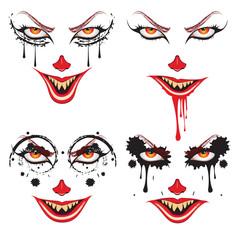Spooky Halloween Makeup