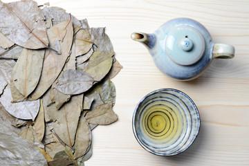 Decoction of the leaves. Graviola tea - natural medicine.