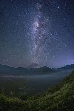 A magical Night Sky