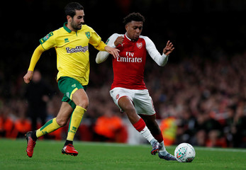 Carabao Cup Fourth Round - Arsenal vs Norwich City
