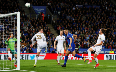 Carabao Cup Fourth Round - Leicester City vs Leeds United