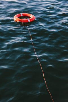 Red Lifeguard