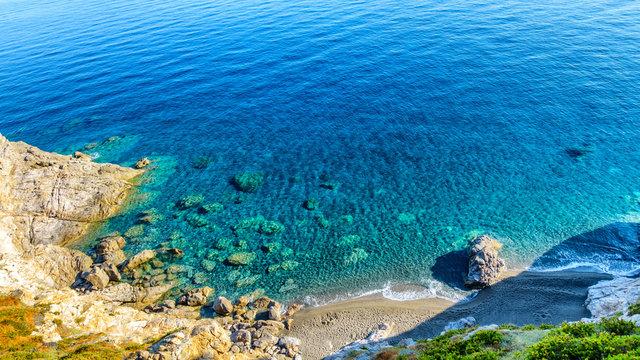 fantastic beach near by capo d'orlando
