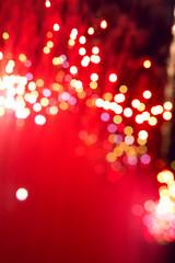 Pyrotechnics show