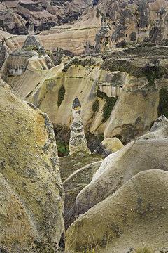Fairy Chimneys in Cappadocia Nevsehir Central Anatolia Turkey