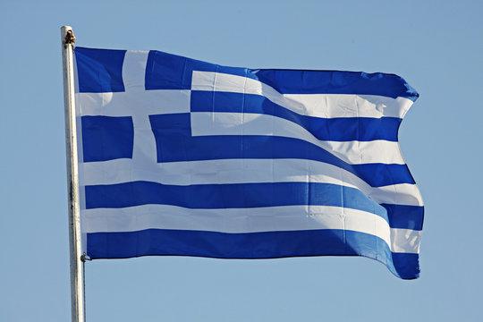 The Greek Flag, Flag of Greece Hellas