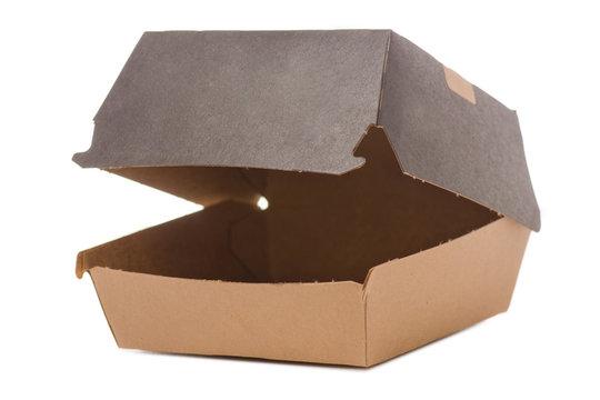 Box for a burger