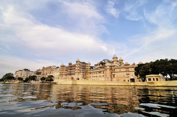Reflections of Udaipur