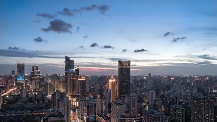 City skyline,Shanghai
