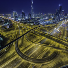 Dubai Intersection