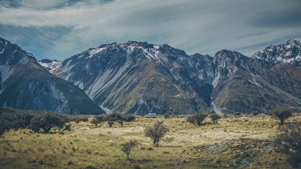 Around Mount Cook