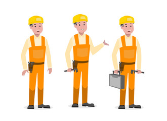 professional machenic, plumber, construction worker, engineer