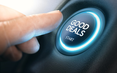 Good New Car Deals, Auto Sales