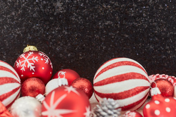 Weihnachten Hintergrund Dekoration