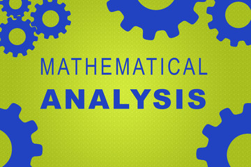 Mathematical Analysis concept