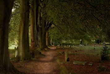St Nicholas Church Cemetery, Stevenage, Hertfordshire