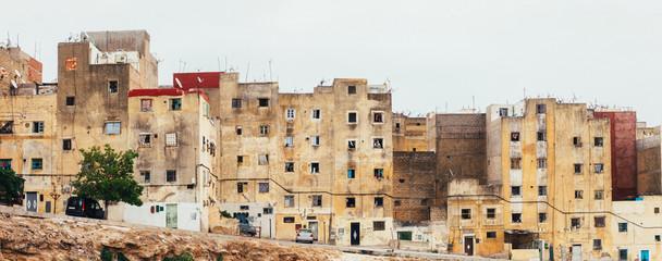 Multistorey Buildings in North Africa