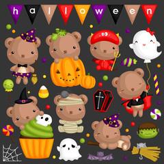 Bear Halloween