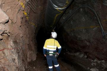 Underground Geologist