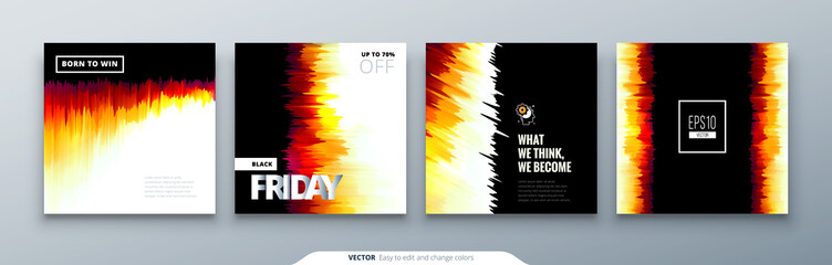 Abstract background pattern. Noice color gradient abstract background for card banner brochure flyer design