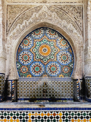 Elaborate Mosaic