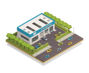 Auto Service Composition
