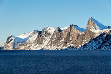 Tungeneset Senja Norway