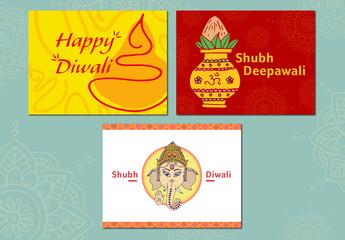 Diwali Social Post Layouts 2