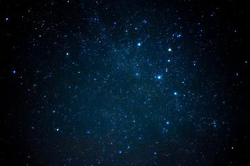 Blue shining nebula. 青く輝く星雲