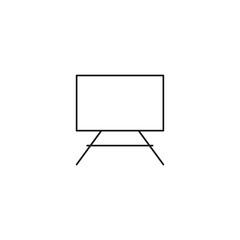 canvas linear icon