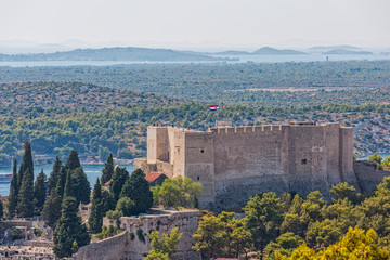 Sibenik St. Michael Fortress