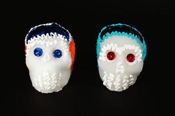 calaveritas dulces de dia de muertos ofrendas mexico city halloween