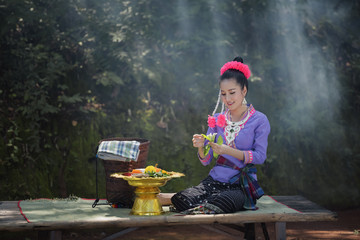 Laos woman
