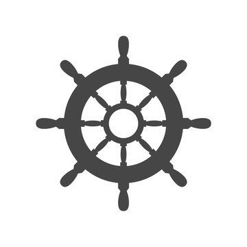 Steering wheel of the ship, Ship wheel