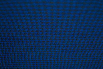 dark blue warm fabric herringbone square