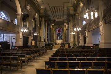 キリスト教会 イギリス
