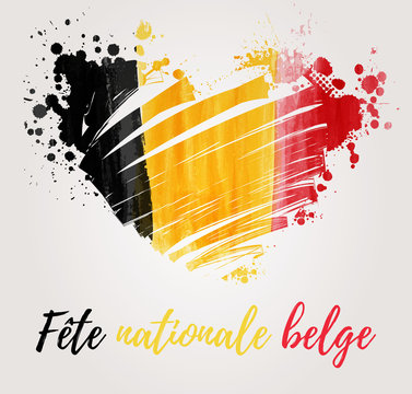 Belgian national day holiday