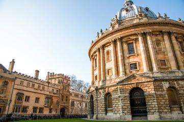 Radcliffe Camera - Oxford - UK