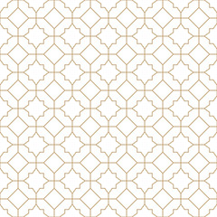 arabic geometric abstract deco art pattern