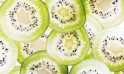Kiwi Fruit - background.