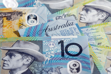Australian Currency - Ten Dollars