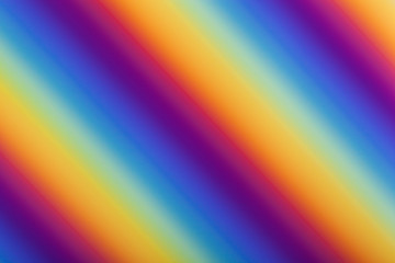 Multicolour stripes background