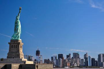 Fototapeta Panorama Nowego Yorku obraz